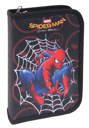 Spiderman pernica s jednim zatvaračem, 2 pretinca, puna