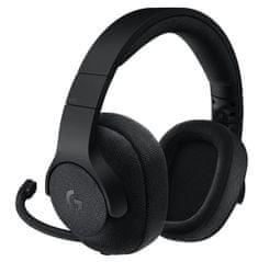 Logitech G433, 7.1 (981-000668) Kábeles játékfejhallgató