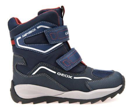 73caa652cd Geox chlapecké zimní boty Orizont 34 modrá