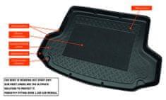 Aristar prtljažno korito VW Tiguan 2007-> (AMRD193102)