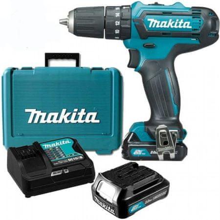 cec077ea9be1b Makita HP331DSAE 10,8V/2Ah s príklepom | MALL.SK