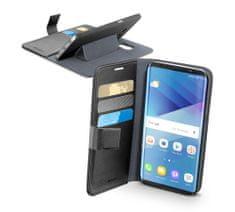 CellularLine preklopna maskica Book Agenda za Samsung Galaxy S8, crna