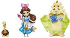 Disney Zestaw z mini księżniczką Bellą