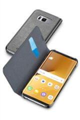 CellularLine preklopna maskica Book Essential za Samsung Galaxy S8 Plus, crna