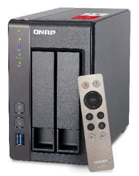 Qnap NAS strežnik za dva diska TS-251+-2GB