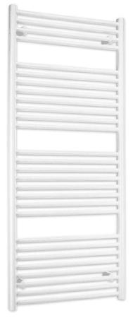 Bial kopalniški radiator Alta, 450 x 1374 mm, bel (301021451301)
