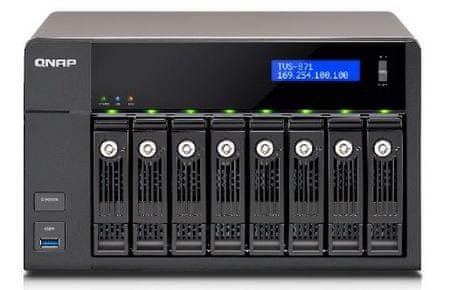 Qnap TVS-871-i5-8G NAS server za 8 diskova