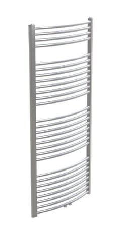 Bial kopalniški radiator Sora, 600 x 1694 mm, bel (31023601601)