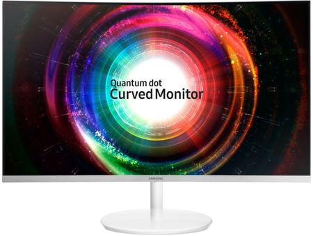SAMSUNG C27H711 QLED Monitor (LC27H711QEUXEN)