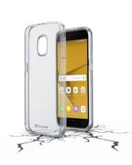 CellularLine Prozirna maskica od plastike i rubom od gume Duo za Samsung Galaxy J7 (2017)