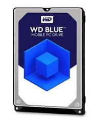 WD tvrdi disk 1TB SATA3 2,5 128MB 5400