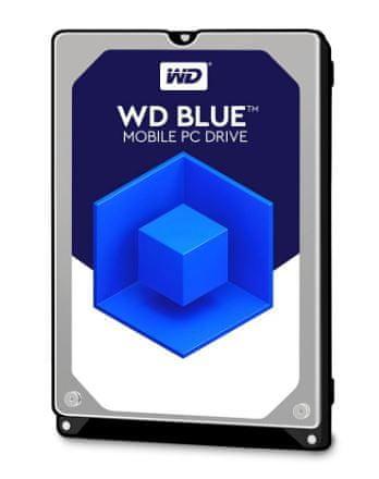 WD trdi disk Blue 1TB 2,5 SATA3, 128MB, 5400