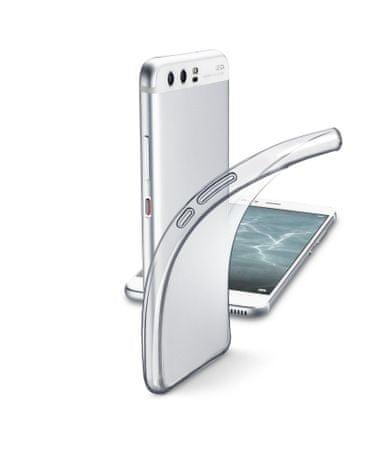 CellularLine prozoren in tanek gumijast ovitek Fine za Huawei P10