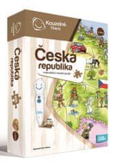 Albi KOUZELNÉ ČTENÍ Puzzle Česká republika