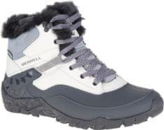 Merrell ženski zimski škornji Aurora 6 Ice Waterproof, belo-sivi