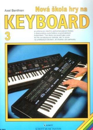 KN Nová škola hry na keyboard III Škola hry na klávesových nástrojoch
