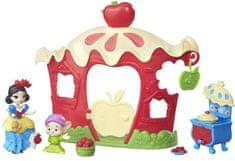 Disney Mini hrací set s bábikou - Snehulienka