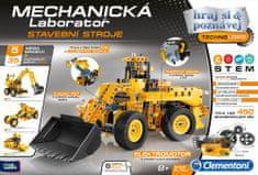 Albi Mechanické laboratórium - Stavebné stroje