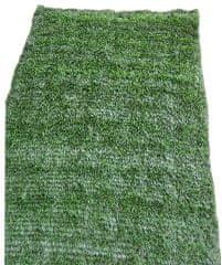 M.A.T Group mata cieniująca trawa 1x3 m PVC+drut