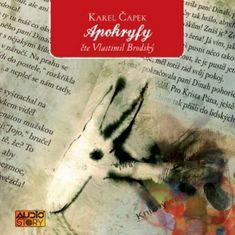 Čapek Karel: Apokryfy - KNP-2CD