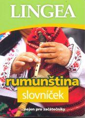 autor neuvedený: LINGEA CZ - Rumunština slovníček
