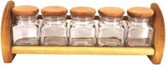 Marex Trade set za začimbe PREZIDENT, 5 kosov