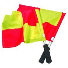 Select sodniške zastavice, 2 kom