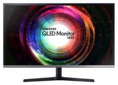 "SAMSUNG 32"" U32H850 Ultra HD Monitor Quantum dot technológiával (LU32H850UMUXEN)"