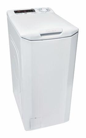 CANDY CVFT G374TMH-S Szabadonálló felültöltős mosógép, A+++