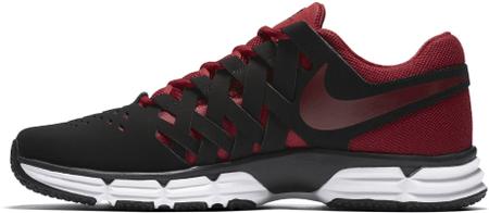 Nike buty treningowe Lunar Fingertrap TR Red/Black 45.5
