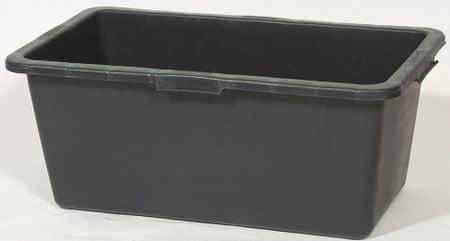J.A.D. TOOLS plastični pravokotni zaboj, srednji