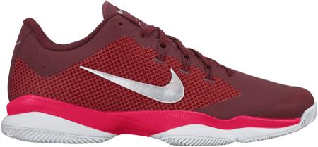 Nike ženski športni copati Air Zoom Ultra Tennis, rdeči, 37,5