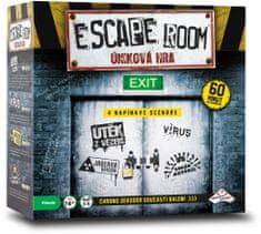 ADC Blackfire Escape room - úniková hra - rozbaleno