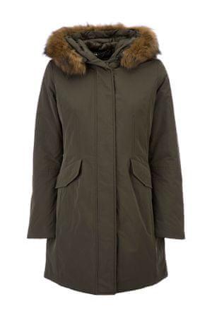 Geox płaszcz damski S zielony