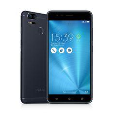 Asus GSM telefon Zenfone Zoom S, črn