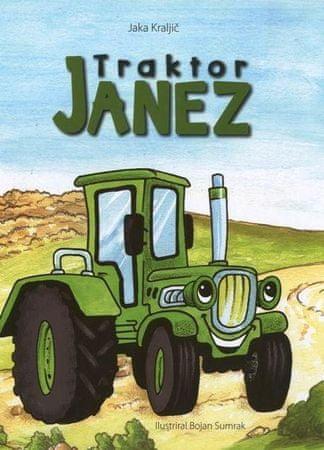 Jaka Kraljič: Traktor Janez