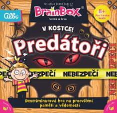 Albi V kocke! Predátori