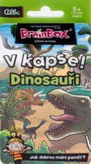 Albi A zsebben! Dinoszauruszok