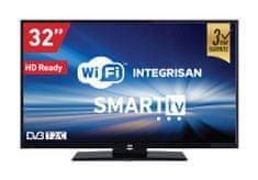 VOX electronics LED TV sprejemnik 32DSW289B - odprta embalaža
