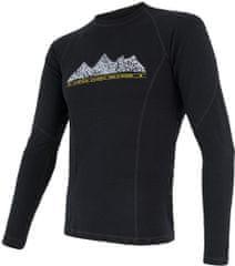 Sensor Merino DF Adventure pánske tričko dl. rukávy