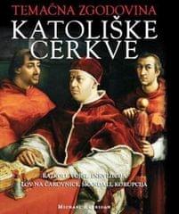 Michael Kerrigan: Temačna zgodovina katoliške cerkve