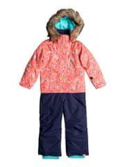 ROXY kombinezon zimowy Paradise Suit K Neon Grapefruit