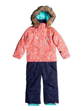 Roxy Paradise Suit K Neon Grapefruit 3