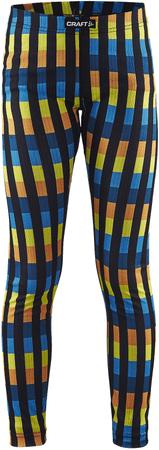 Craft otroške spodnje dolge hlače Spodky Mix and Match JR, 86 / 92