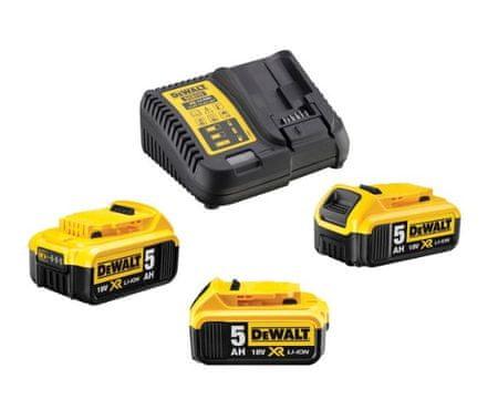 DeWalt set akumulatorjev Dewalt