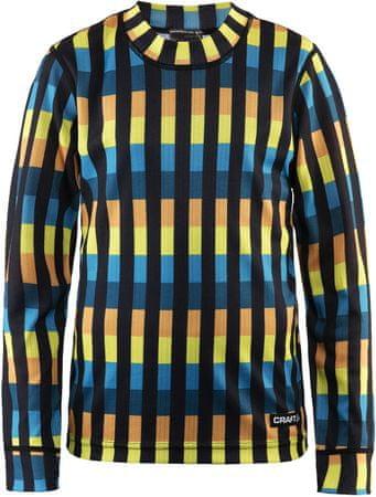 Craft koszulka Mix and Match JR niebieska 110/116