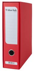 Blue Link registrator A4, 80 mm, rdeč (21673)