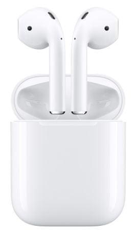 Apple słuchawki bezprzewodowe AirPods