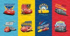 Trefl Penové puzzle Cars 3