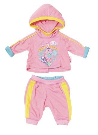 BABY born BABY born Tréningruha együttes rózsaszín.